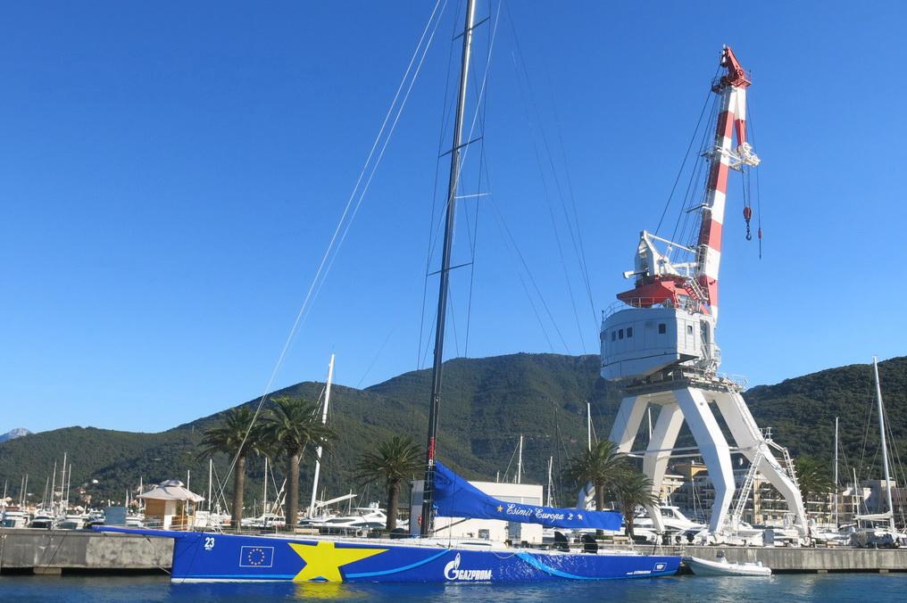 ESIMIT EUROPA 2 juce u Porto Montenegru