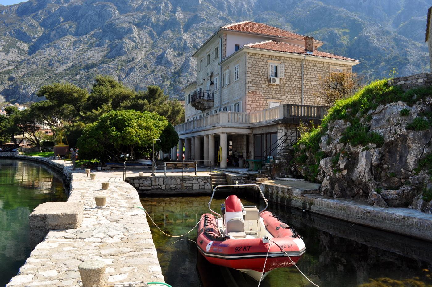 Institiut za biologiju mora Kotor