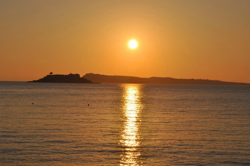 Boka zalazak sunca