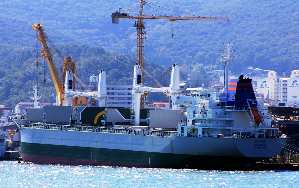 Novi Dabinovicev brod KOTOR u juznokorejskom brodogradilistu_resize