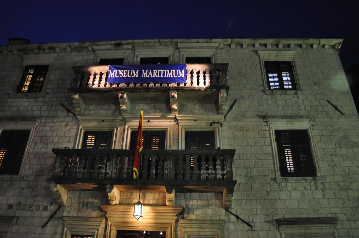 Pomorski muzej Kotor