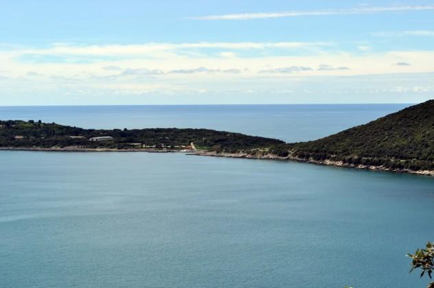 Pogled sa Kobile na Prevlaku