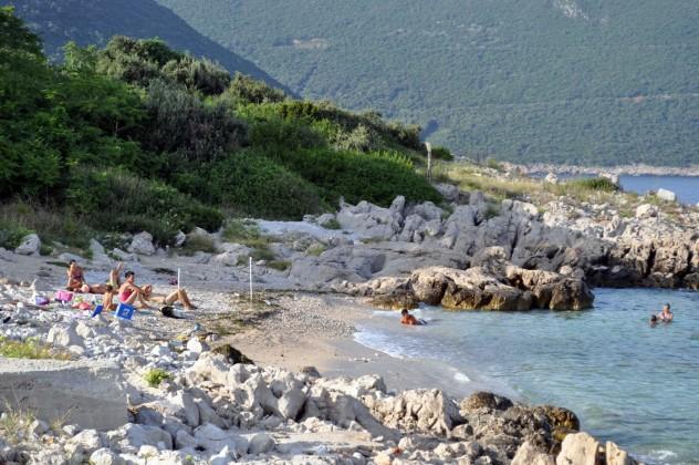 Plaža na Prevlaci
