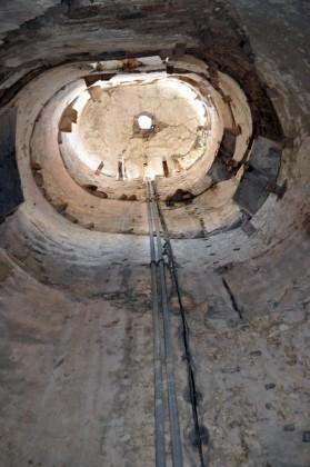 Vodovodni sistem u tvrđavi Oštro