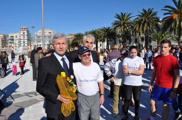 Dr. Ivo Belan maratonac