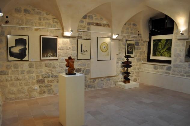 Slovenačka umjetnost iz fonda solidarnosti - Galerija Kotor