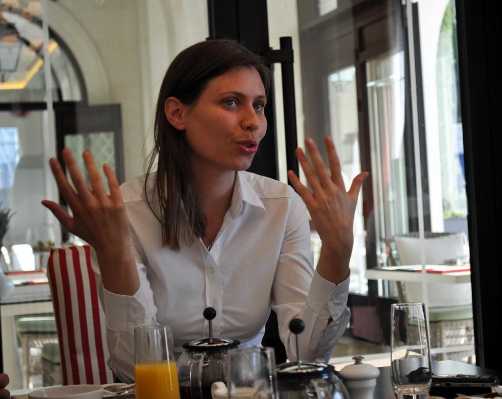 PR Elena Ljiljanić