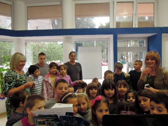 Učenici posjetili TO Tivat