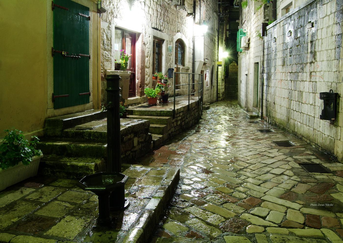 Kotor stari grad kaleta