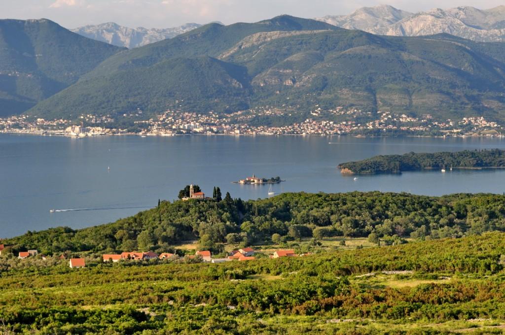 Panorama Tivta iz Luštice - Photo: Marusic M