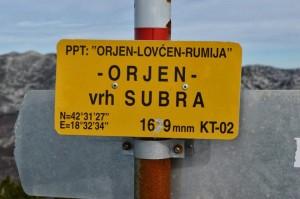 Tabla Subra