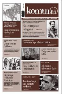 Časopis Komuna