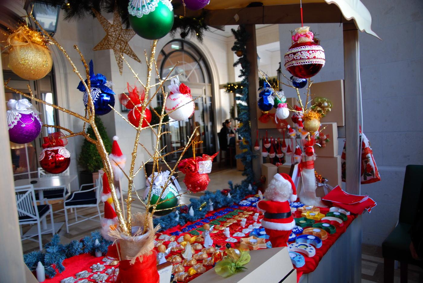Božićni bazar - Hotel Regent