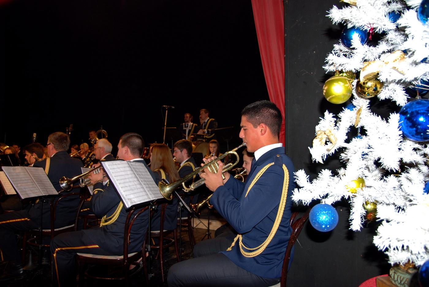 Novogodišnji koncert GPD Tivat 2014.