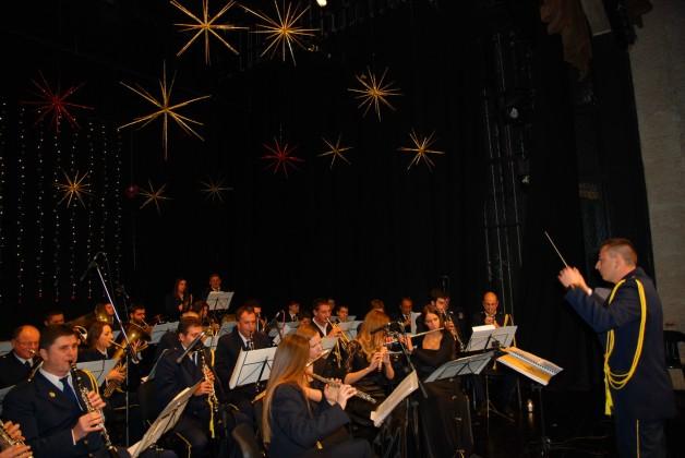Novogodišnji koncert Gradske muzike Kotor