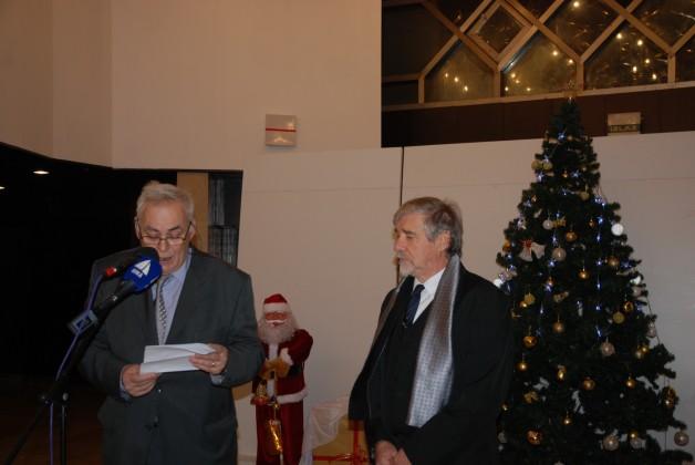 Filatelistička izložba - 210 godina pošte H. Novi 2014