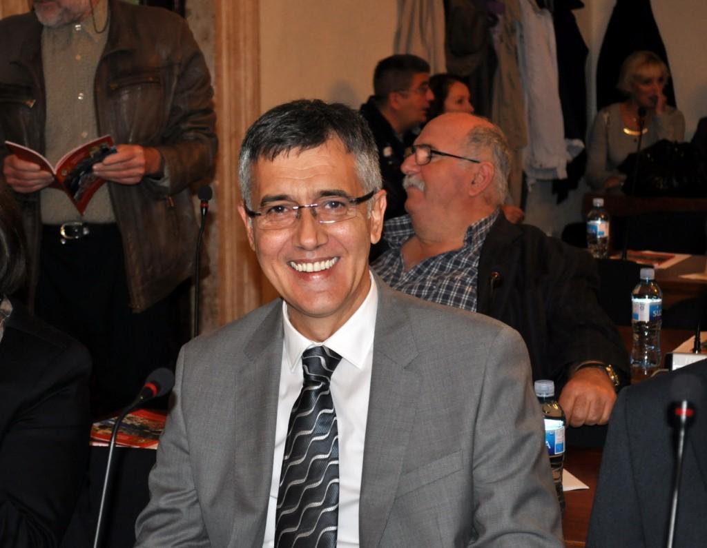 Gradonačelnik Kotora, dr Aleksandar Stjepčević