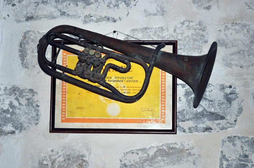 Gradska muzika Kotor