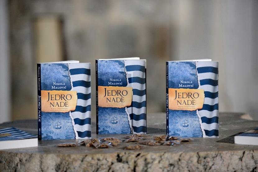 """""""Jedro nade"""" – Promocija romana"""