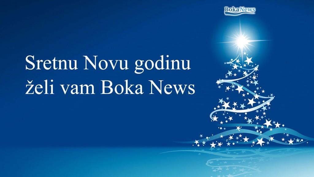 Sretna nova godina - Boka News