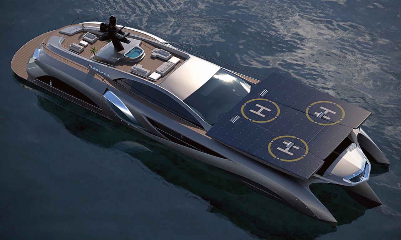 Xhibitionist-Yacht