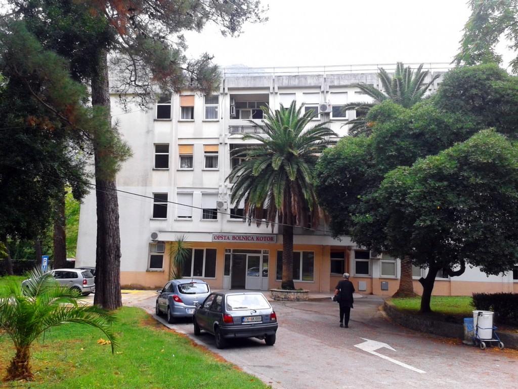 Bolnica Kotor