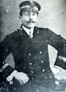 Kapetan Ilija Damjanovic