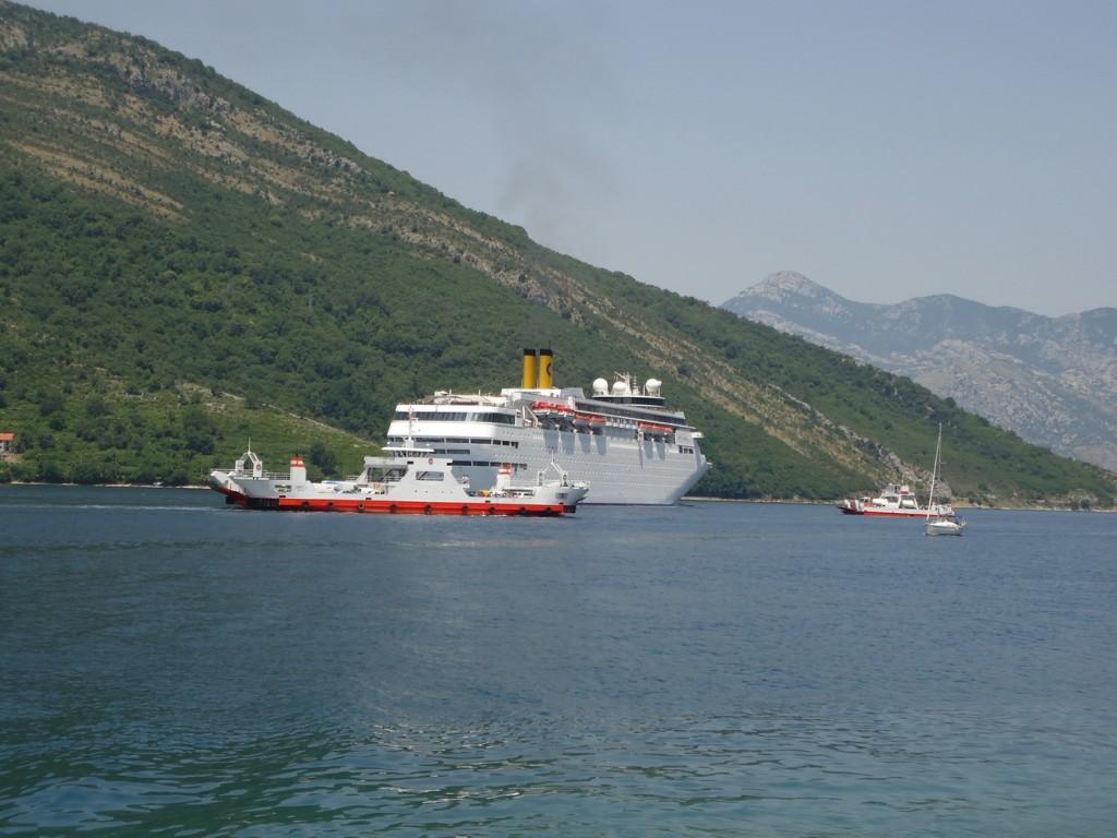 Boka Kotorska - Plan sigurne navigacije