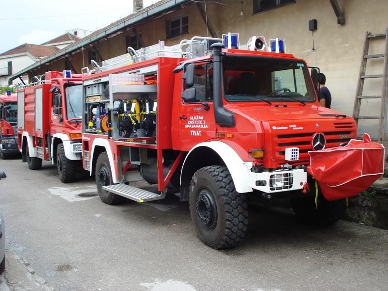 Vatrogasci Tivat