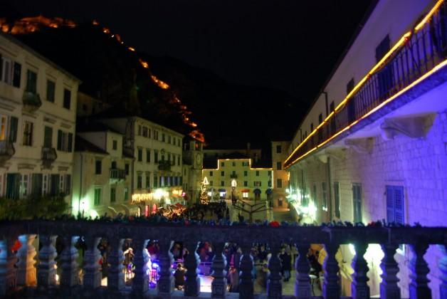 Frajle u Kotoru
