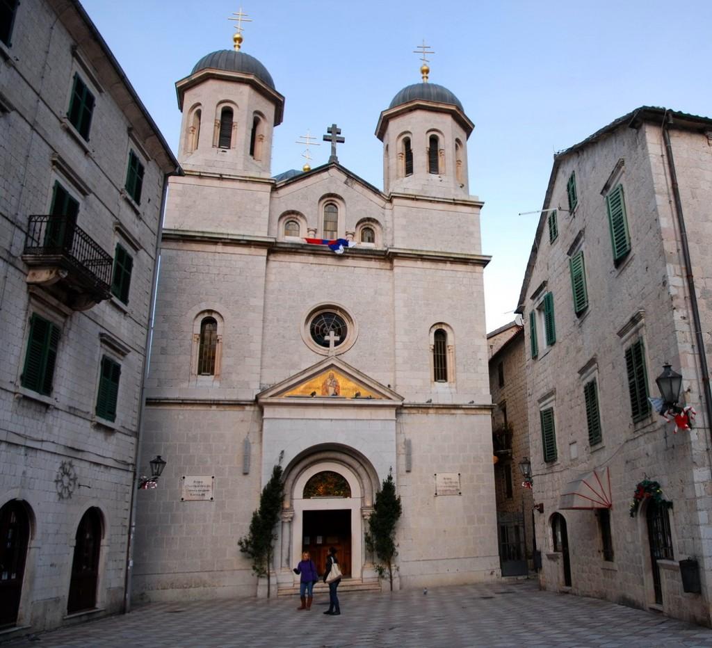 Kotor - Sveti Nikola