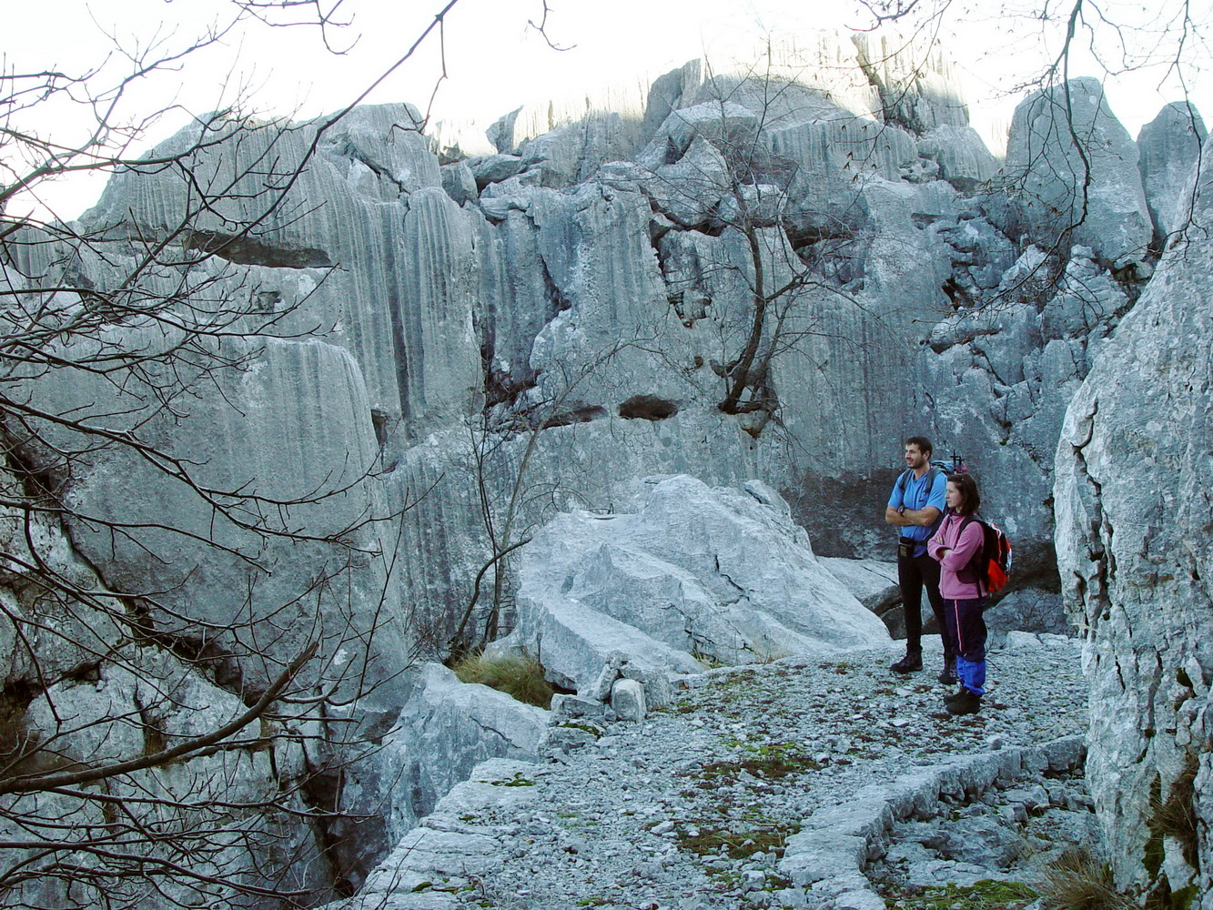 Put Crkvice - Ledenice