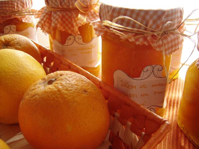 Džem od naranči