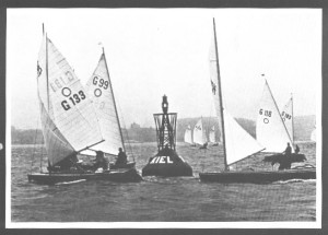 1936 Olympiade in Kiel