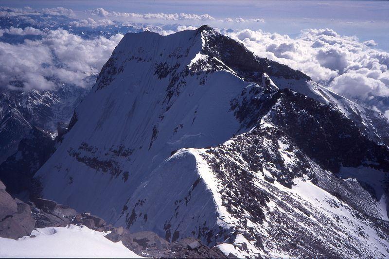 Iz Boke na vrh Anda - Aconcagvu (6960 mnv)