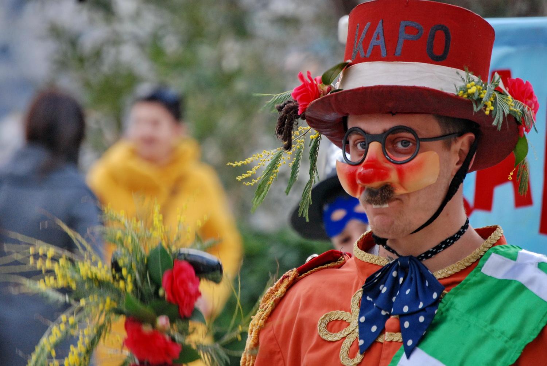 Prčanjski karneval 2015.