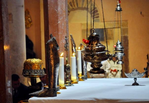 Kađenje moći Svetog Tripuna 2015 - Photo Boka News