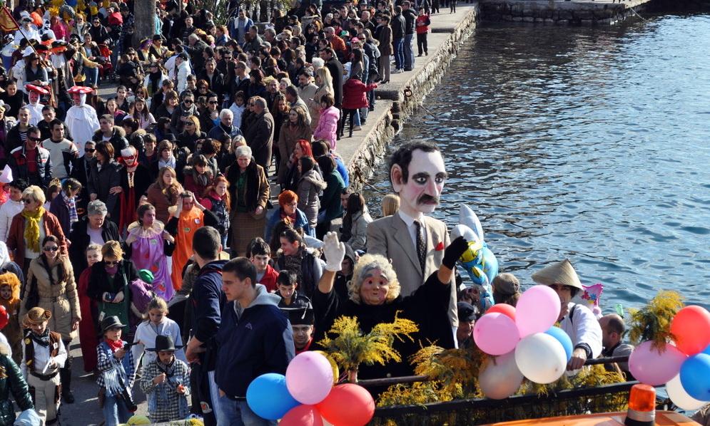 Lastovski karnevo