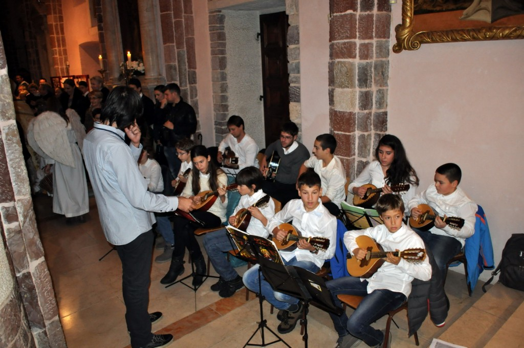 Mandolinski orkestar