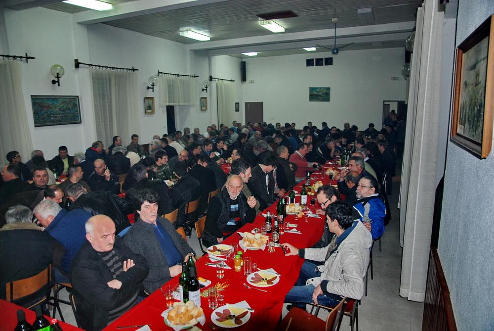 Pašticada Prčanj - foto arhiv