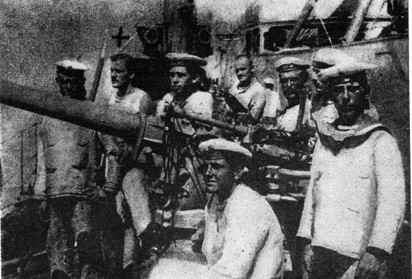Pobuna mornara 1918