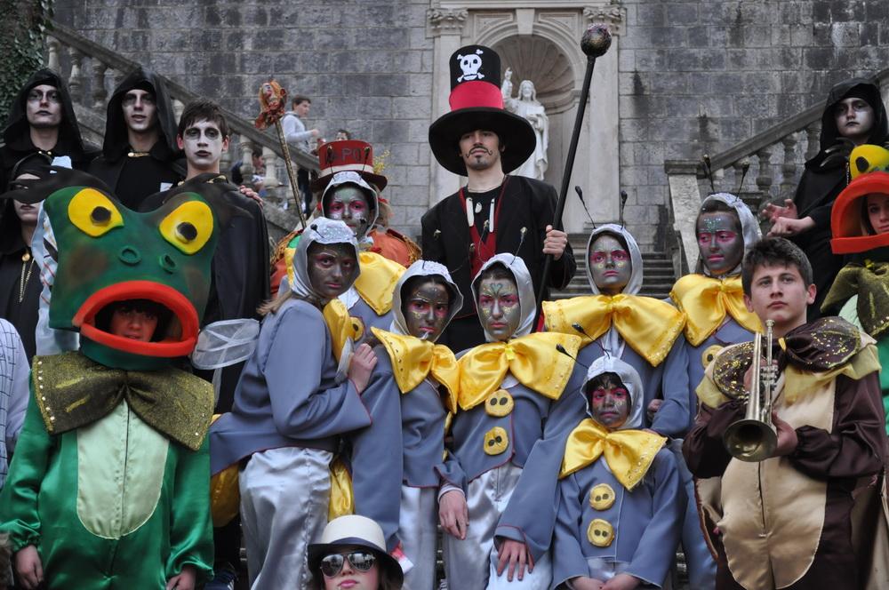 Prčanj karneval - arhiva