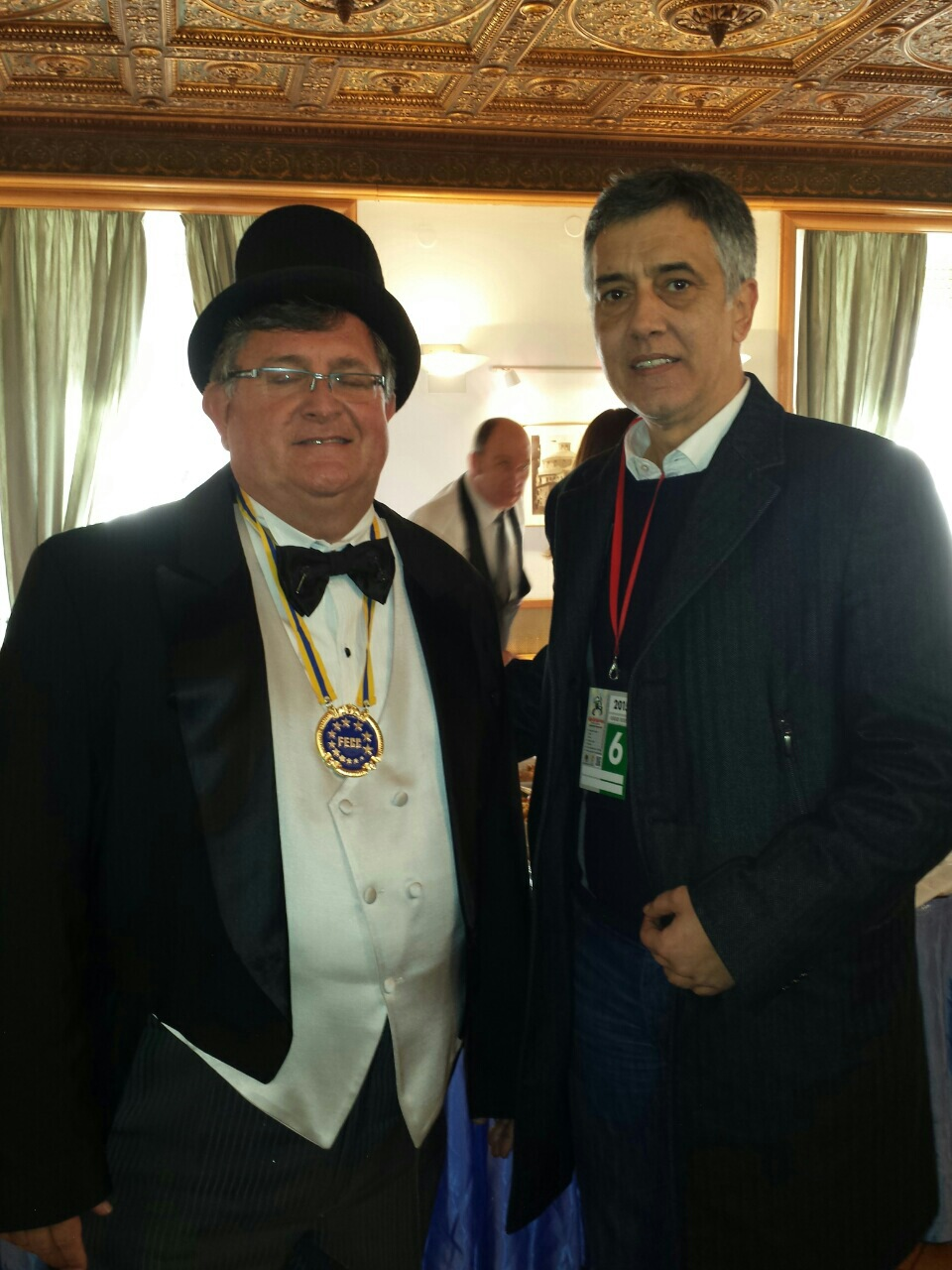 Sa gradonačelnikom Rijeke