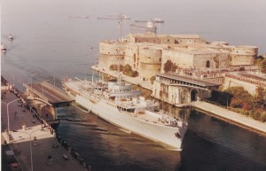 Titov brod GALEB