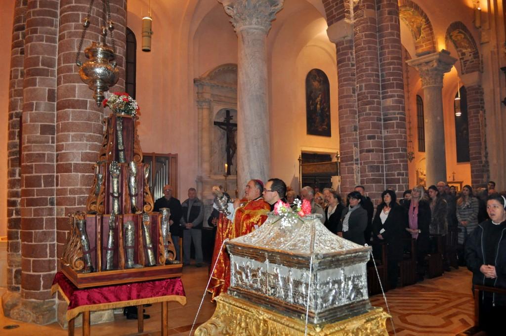 Proslava Svetog Tripuna
