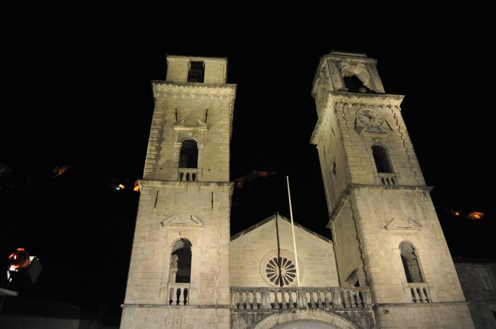 Katedrala Sveti Tripun - Kotor