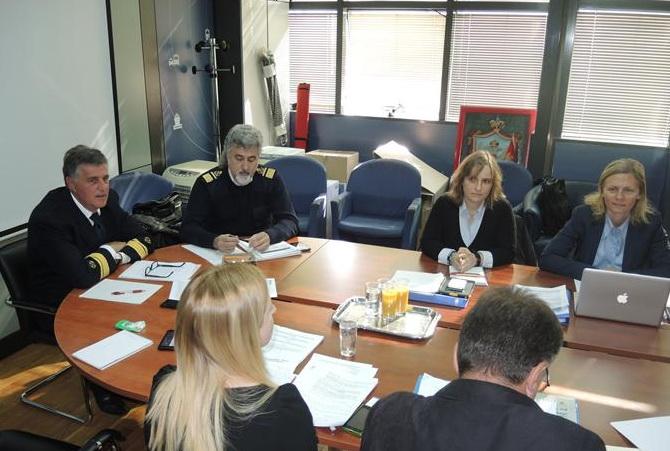 Sa predstavnicima EMSA