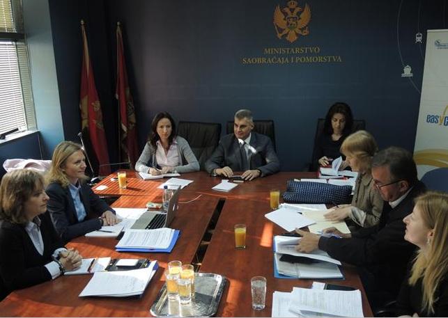 Ministar pomorstva sa predstavnicima EMSA o pravima crnogorskih pomoraca na stranim brodovima