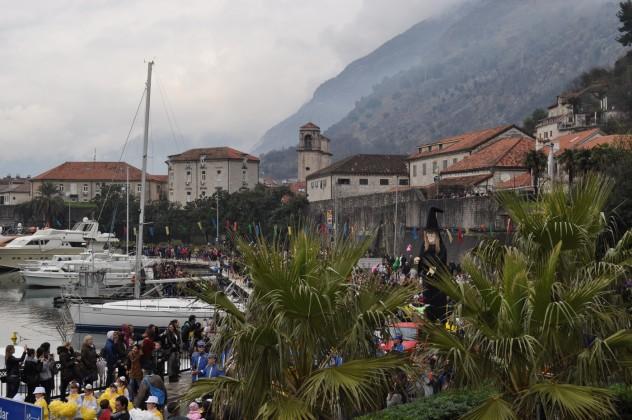 Kotorski karneval 2015.