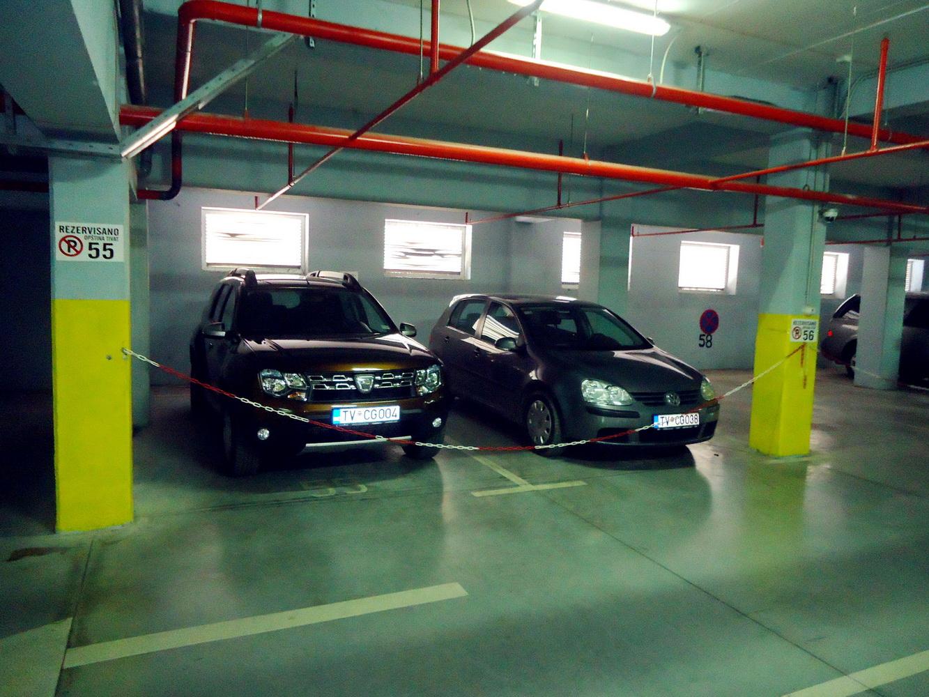 Garaža Tivat